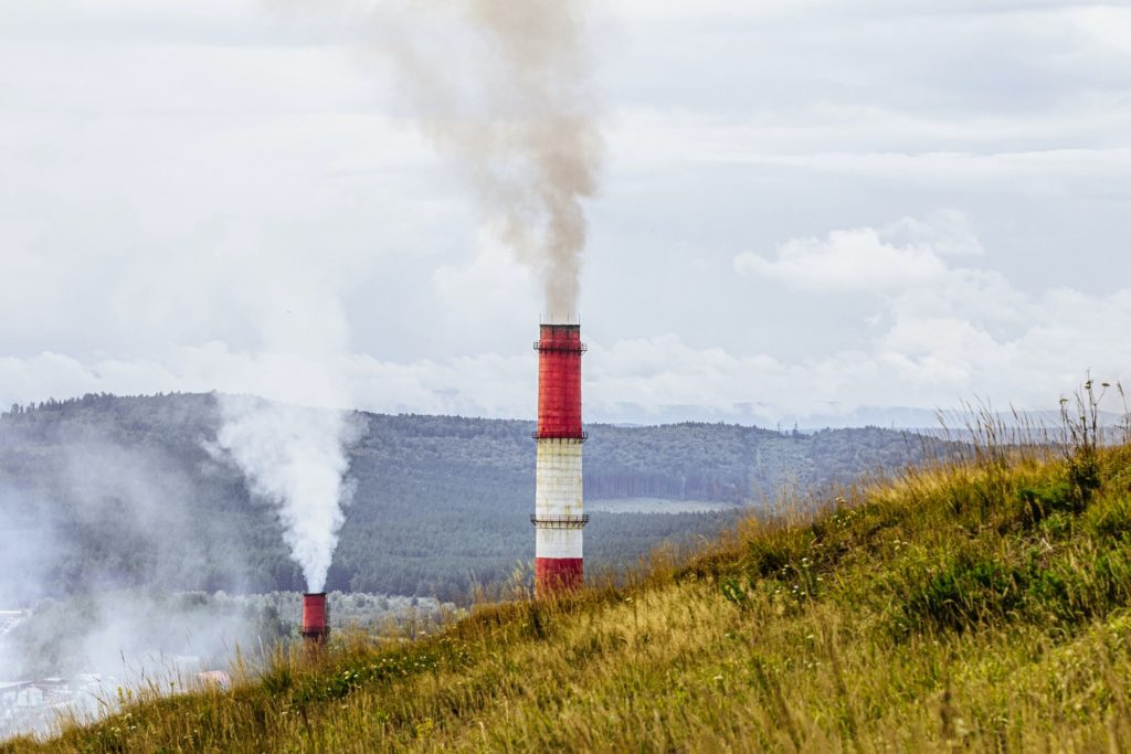 concept of environmental pollution